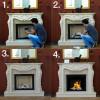 Comment transformer une cheminée traditionnelle en une cheminée bio?