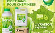 Bio ethanol pour cheminée