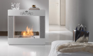 Bio cheminée Freedom – le luxe en version moderne