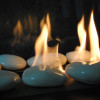 AkoStone – des perles en feu