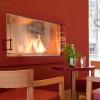Bio cheminées EcoSmart Fire dans les restaurants Vapiano