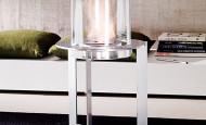 Bio cheminée Ethos – une table basse magique