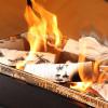 Cheminée ethanol – la flamme dans un décor sublime