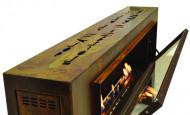 Bio cheminée Fogly – la force du feu