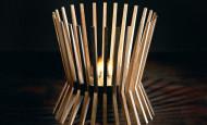 Les inspirations du bois – les cheminées éthanol Cone, Vesta Major et Vesta Minor