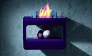 Bio cheminée Open – une plénitude du feu