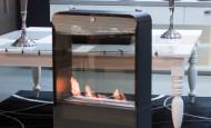 Bio cheminée Hi-Fire de marque Altro Fuoco