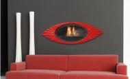 La cheminée éthanol Orion – l'œil de Dieu