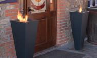 Les cheminées éthanol Thorpe – la créativité italienne offerte par Altro Fuoco