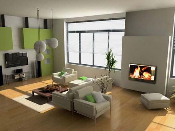 chemin e l thanol dans le salon lovter. Black Bedroom Furniture Sets. Home Design Ideas