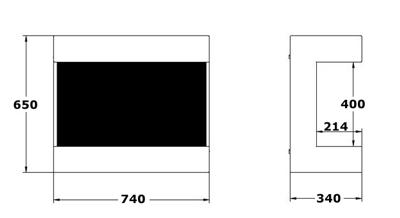 Ethanol Cheminee 1312