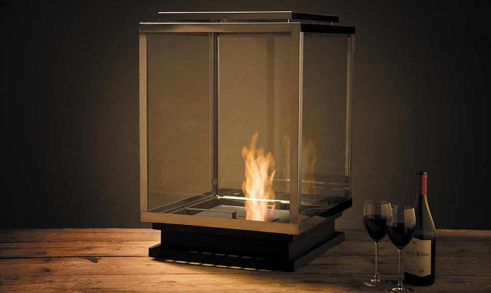 chemin e ethanol pour illuminer vos soir es lovter. Black Bedroom Furniture Sets. Home Design Ideas