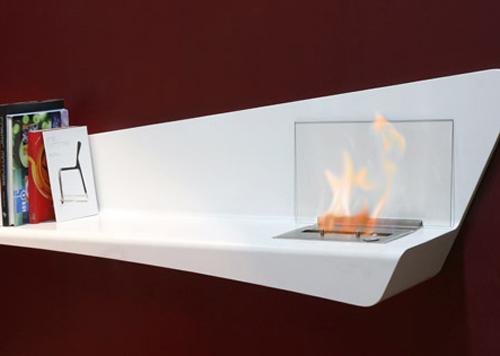 cheminee ethanol bio fireplace cosihome helios