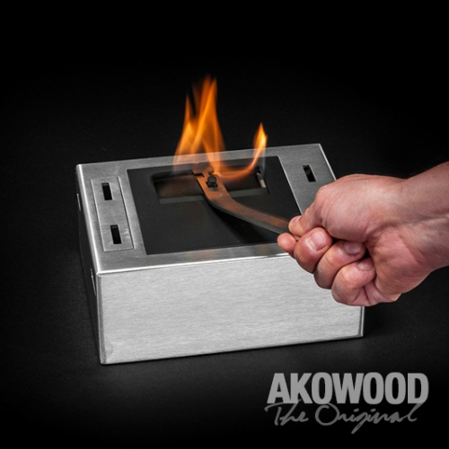 AKOWOOD fire box 10