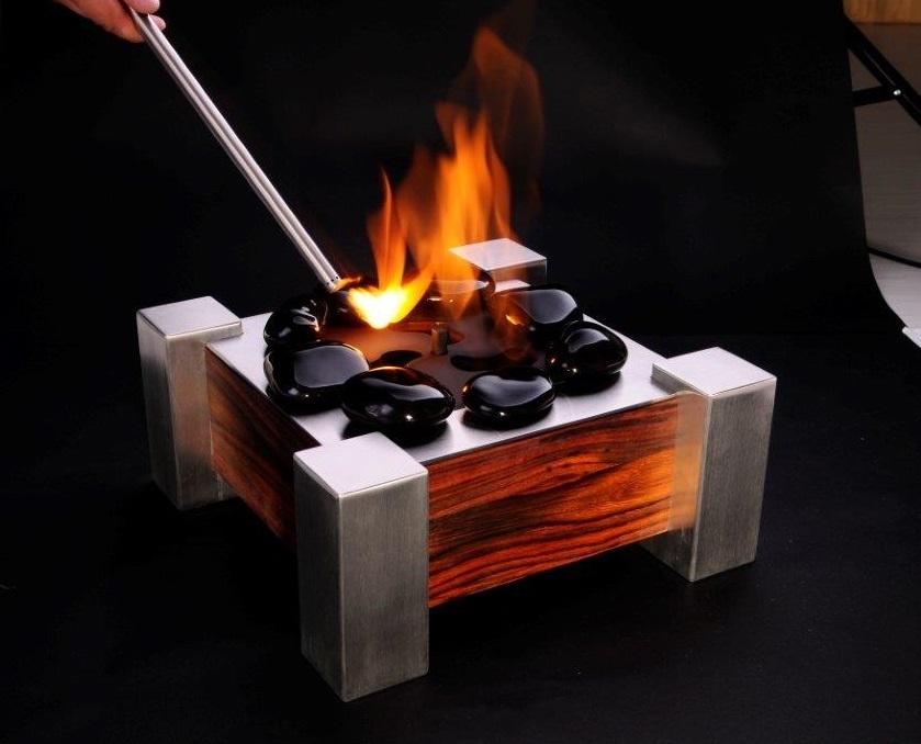 akostone cheminee ethanol 6