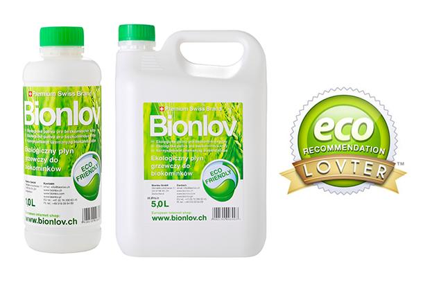 bionlov cheminee ethanol