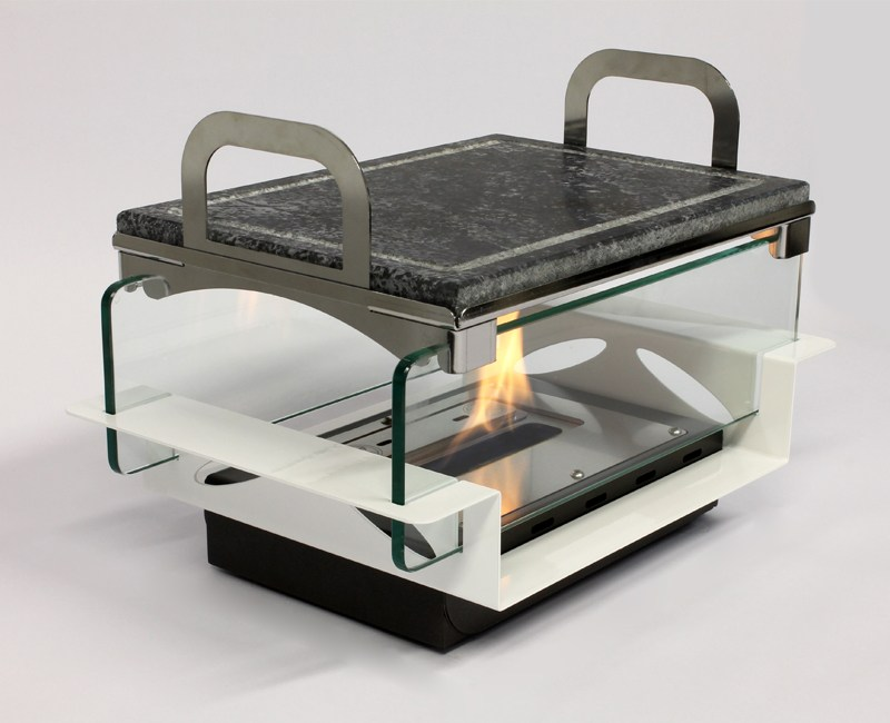 bio cheminee fireplace rialto car z met 3