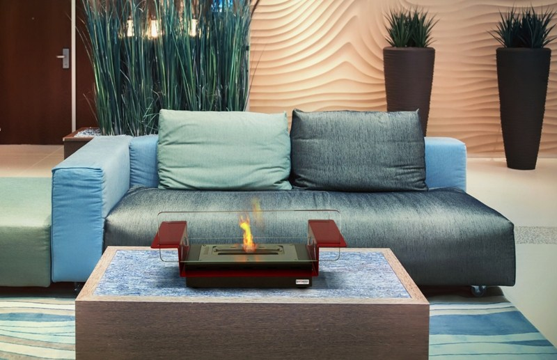 bio cheminee fireplace rialto car z met