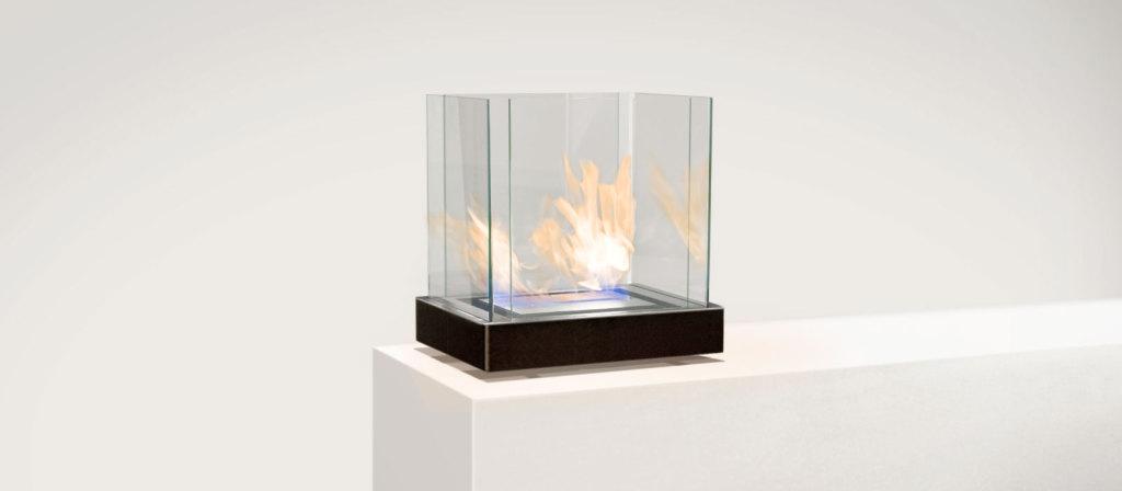 bio cheminee radius design top flame 2
