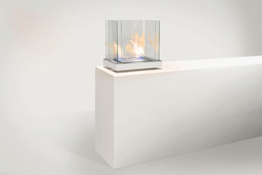 bio cheminee radius design top flame 3