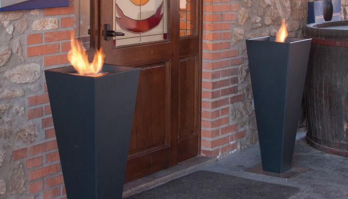cheminee ethanol thorpe altro fuoco