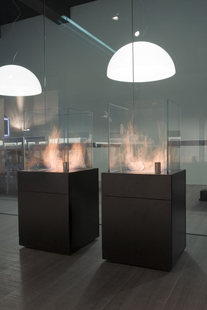 bio cheminee Mario Ferrarini Babele 3