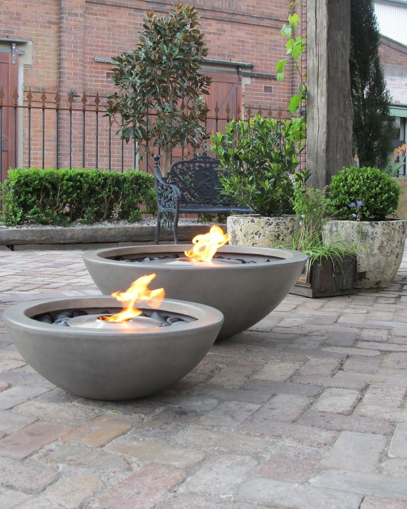 bio cheminee ecosmartfire mix fire bowls 2