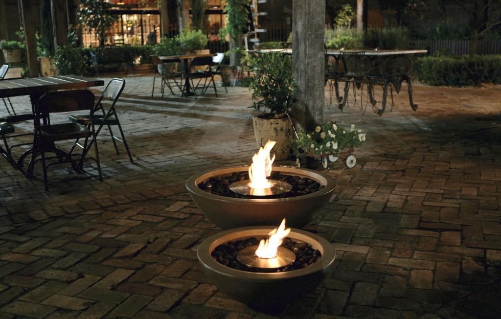 bio cheminee ecosmartfire mix fire bowls
